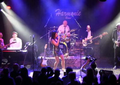 A. Franklin Tribute Live